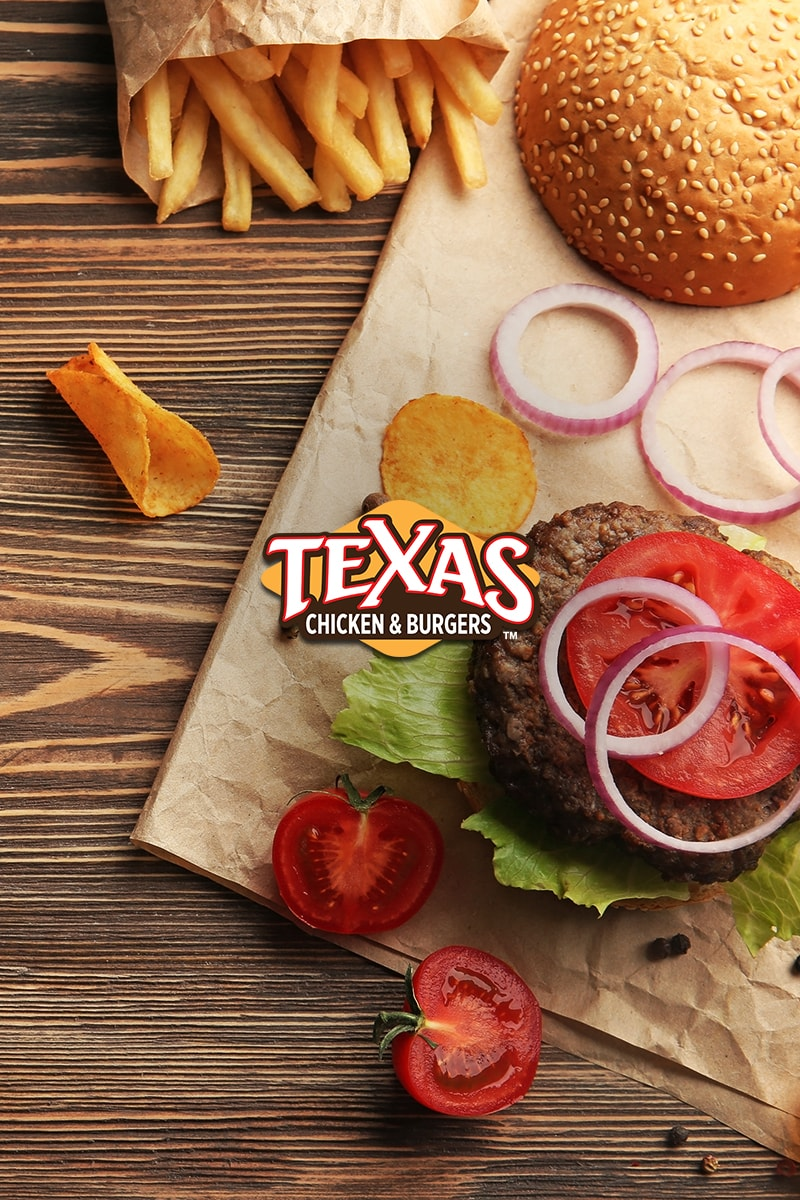 Texas Chicken And Burgers
